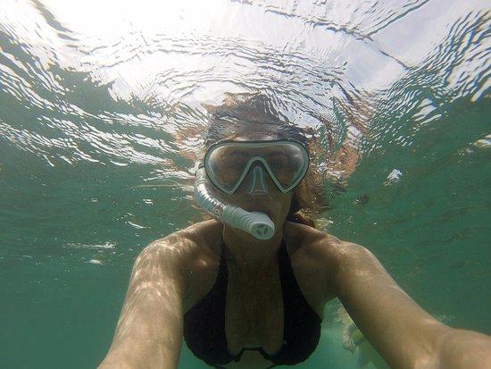 Placencia, Belize: Snorkeling fun