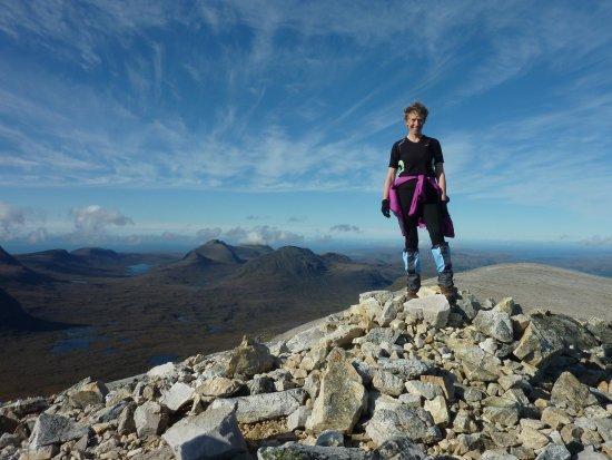 Torridon, UK: Onsite mountain guiding