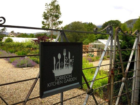 Torridon, UK: Kitchen Garden