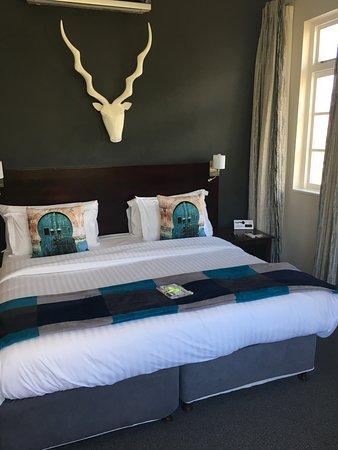 Derwent House Boutique Hotel: Blick zum Tafelberg