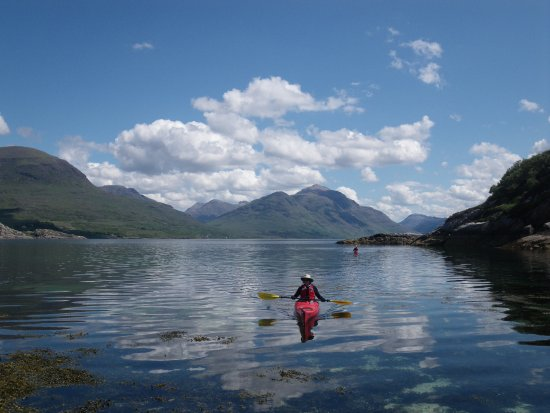 ‪‪Torridon‬, UK: Sea Kayaking ‬
