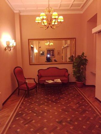Hotel Villa Aricia : Hotel davvero carino!
