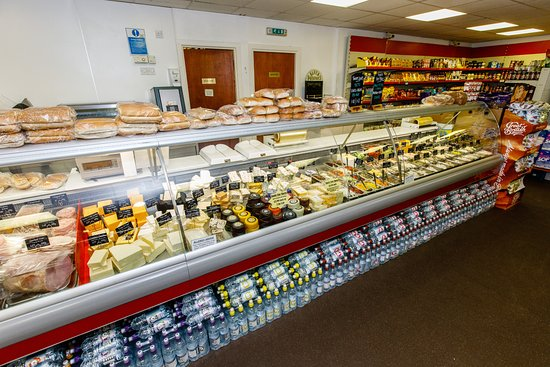 Keith, UK: Our Deli counter.