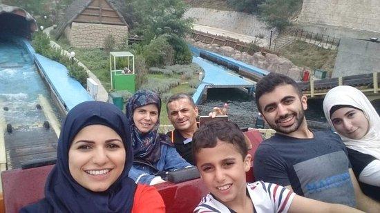 Broummana, Líbano: Le Crillon