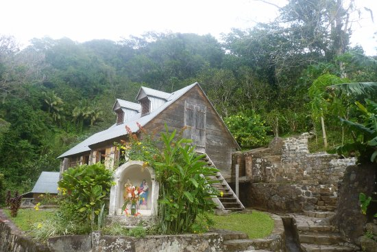 Vieux-Habitants, Guadeloupe: autel