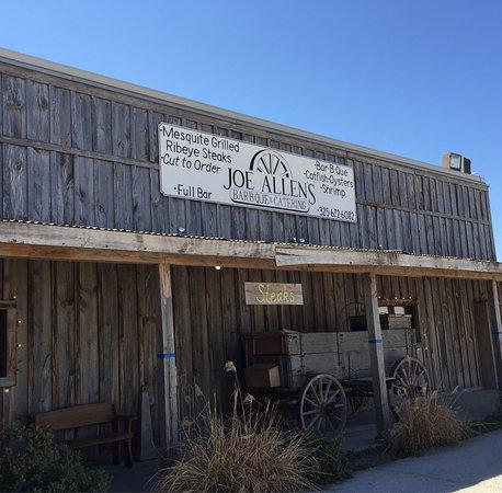 Abilene, TX: Front sign