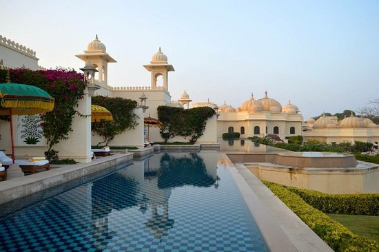 The Oberoi Udaivilas: hotel