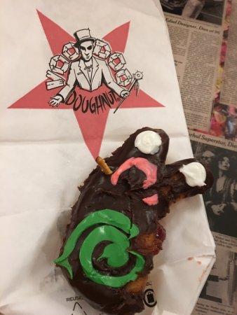 Photo of Donut Shop Voodoo Doughnut Austin V at 212 E 6th St, Austin, TX 78701, United States