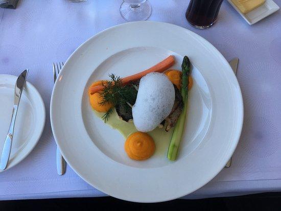 Inari, Suomi: Restaurant Aanaar / Tradition Hotel Kultahovi