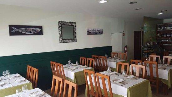 Felgueiras, Portugal: Outra vista do Restaurante Hede