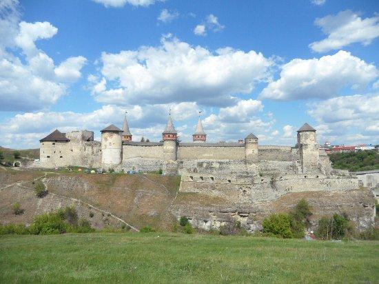 Каменец-Подольский, Украина: Каменец подольская крепость