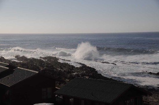 Storms River, South Africa: Meersrauschen