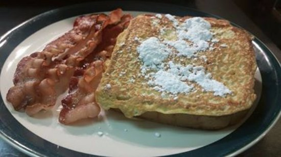 Kingsport, TN: French toast and Bacon