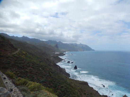 Playa de Benijo: Panorama