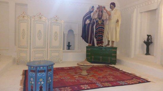 Guellala Museum : mariage