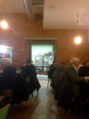 Gorgonzola, Италия: interni