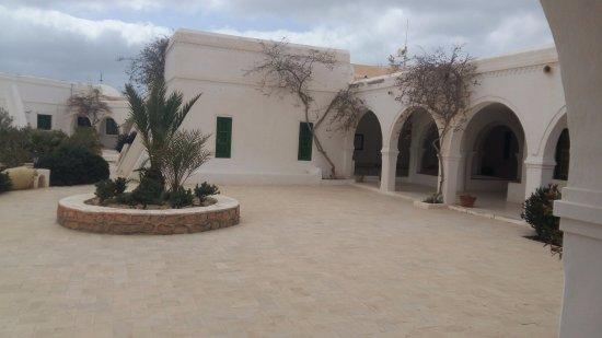 Guellala Museum : terrasse du musée