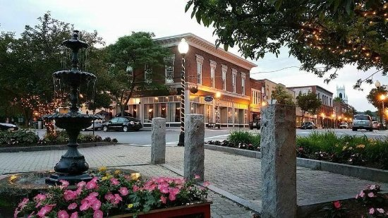 Taverne on the Square in beautiful downtown Claremont, NH  Join us!