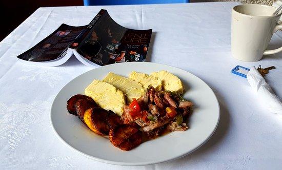 Morant Bay, Jamaïque : Delicious 2