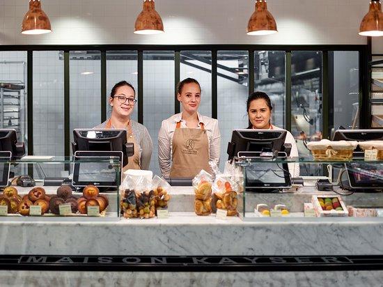 Maison kayser london restaurantanmeldelser tripadvisor for Maison london