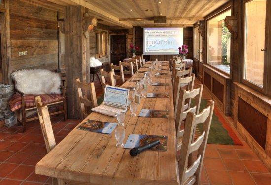 Foto de Les Chalets-Hotel de la Croix-Fry