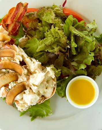 Nevis: Our Famous Lobster Roll