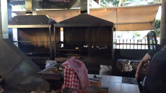 Sonora al Sur: The kitchen