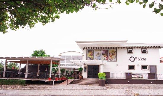 San Antonio De Belen, Costa Rica: Edificio principal