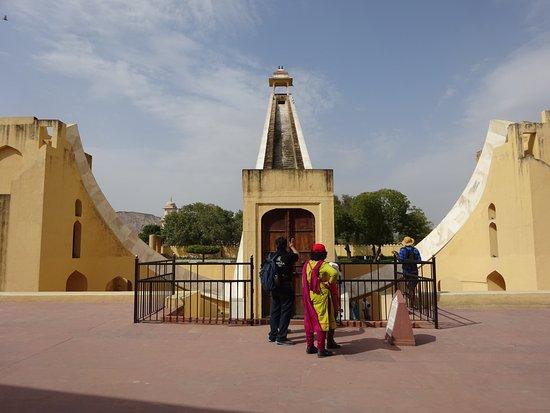 Jantar Mantar – Jaipur: Instruments astronomique