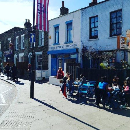 Photo of Restaurant Well Street Kitchen at 203 Well Street, London E9 6QU, United Kingdom