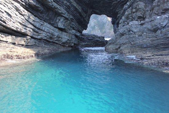 Satsumasendai, Japan: 断崖クルージング かのこ
