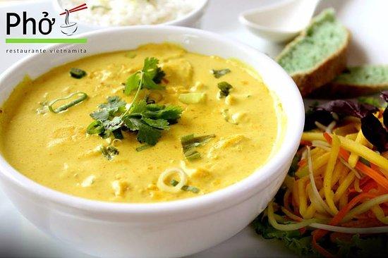Santa Ana, Costa Rica: Curry!!