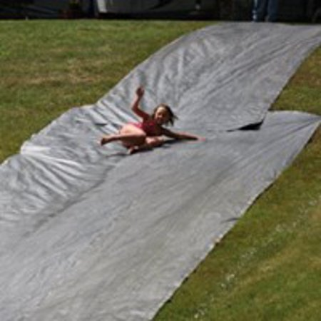 Hopkins, MI: Slip-n-Slide