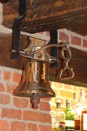 Liessies, France: La cloche du Carillon.