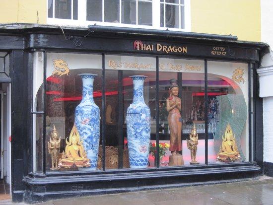 Thai Dragon Restaurant Wells