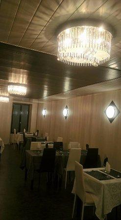 Lure, France: nouvelle salle a l etage