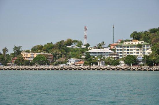 Kantary Bay, Phuket: Hotellkomplexet Kantary Bay