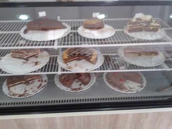 Porto Feliz, SP: Tortas