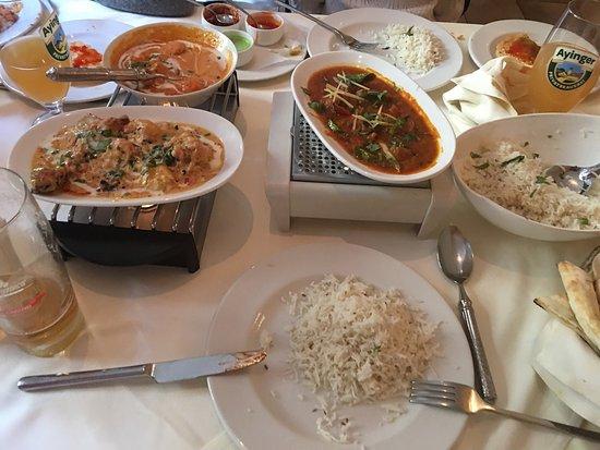 Garam Masala: Супер ресторан Обслуживание шикарное Главное еще и говорят по-русски.