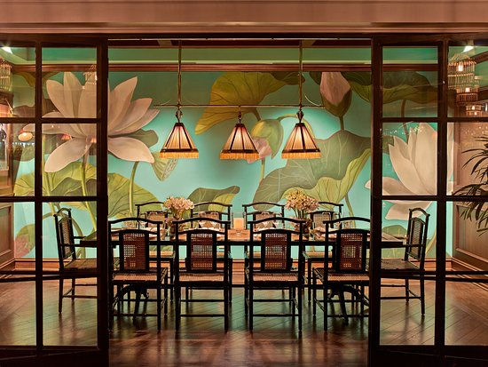 Le Colonial Lotus Private Dining Room