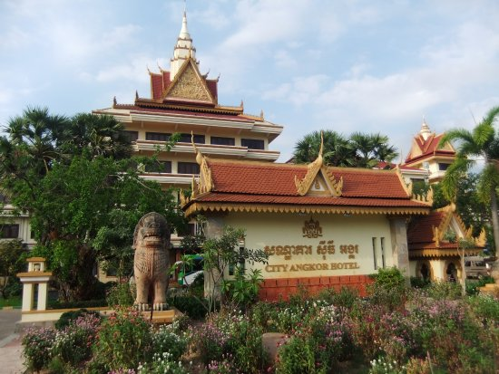 Foto de City Angkor Hotel