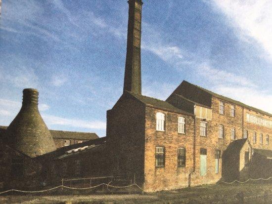 Burslem, UK: The last remaining Kiln
