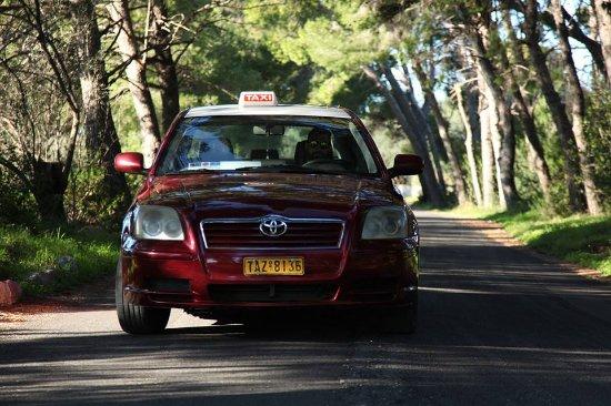 Taxi Kefalonias