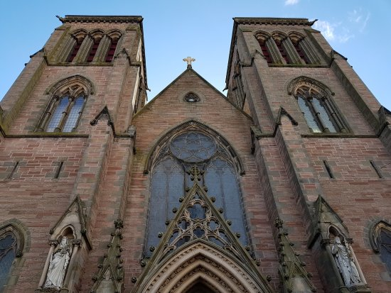 Photo of Church Inverness Cathedral at 15 Ardross Street, Inverness IV3 5NS, United Kingdom