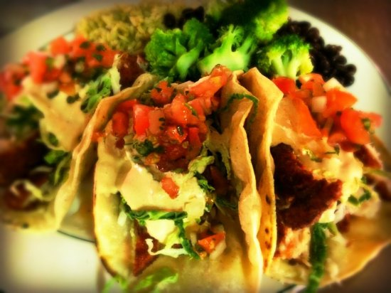 Kingston, Estado de Nueva York: Handmade Fish Tacos