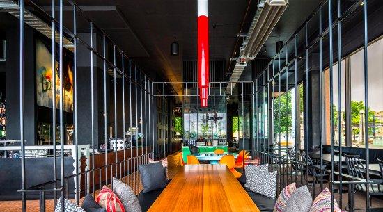 Hobart Casino Restaurants