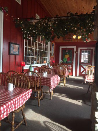 Sturtevant, WI: The porch at Apple Holler
