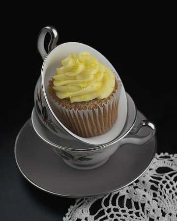 Abbotsford, Canadá: cupcakes and tea