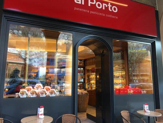 Муральто, Швейцария: Al Porto Café Stazione