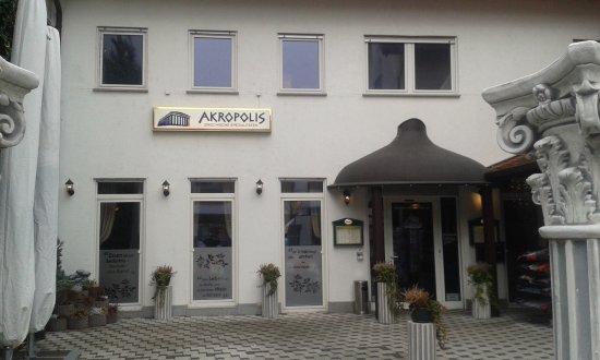 """griechisches Restaurant """" Akropolis """", Heusenstamm"""
